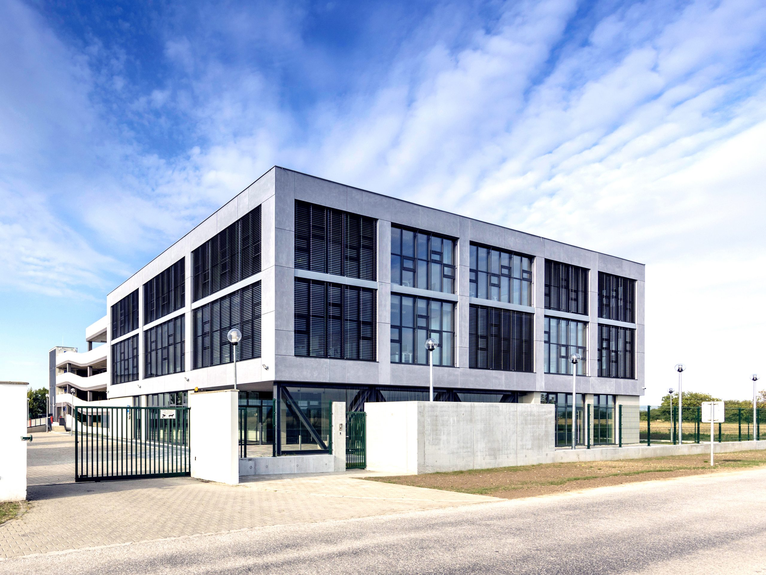 Administrativní budova EKOM, Piešťany, Slovensko