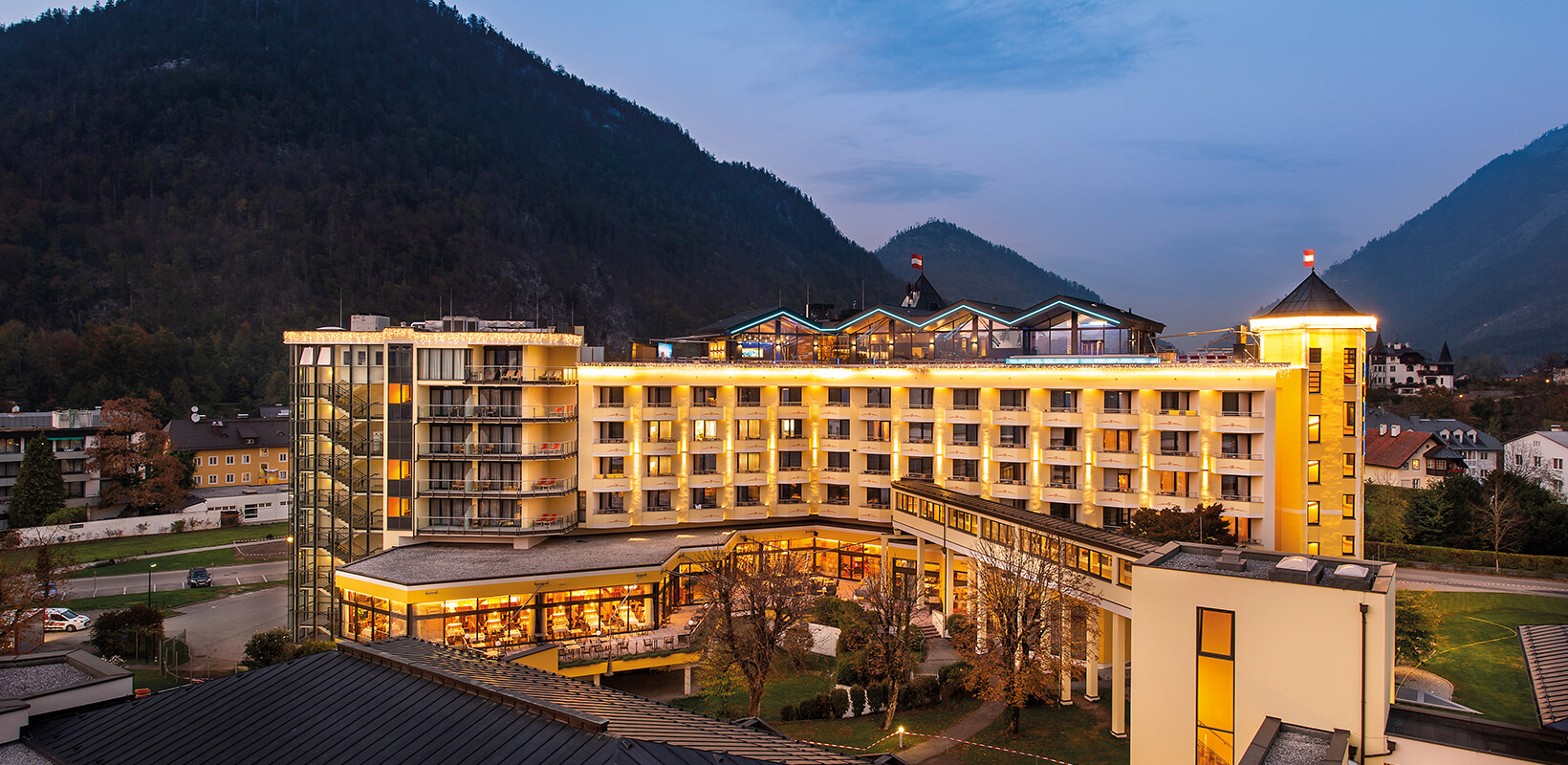 Bild: Eurotherme Bad Ischl_Quelle Eurothermen Resorts