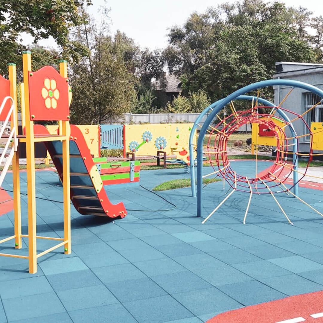 Bild: GIZ Spielplatz