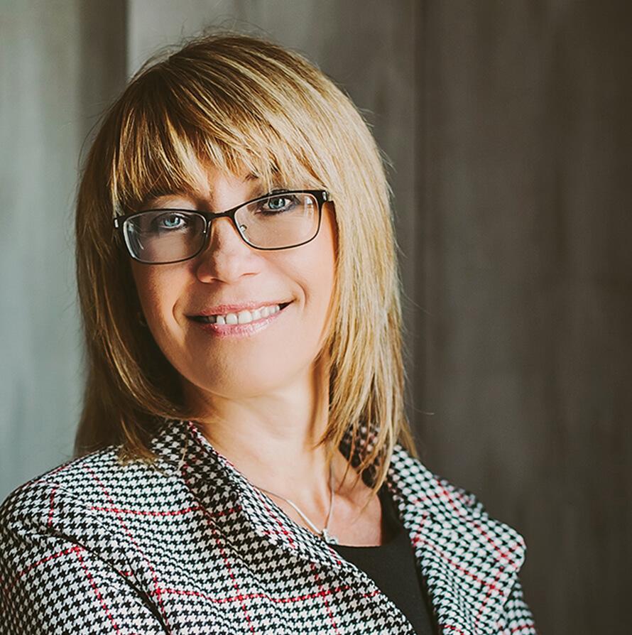 Berezhnaya Viktoriya, CEO DELTA Ukraine
