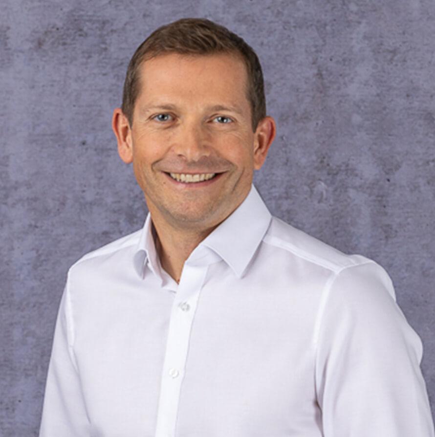 Rudolf Stürzlinger, Geschäftsführer DELTA PODS
