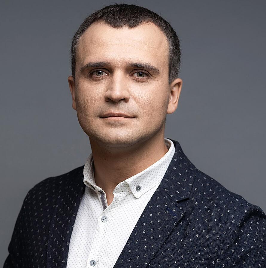 Sergiy Malyshko, CEO Alpha Construction Ukraine
