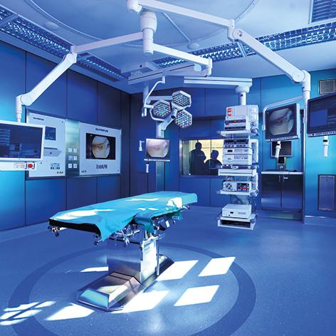 Rehabilitačná nemocnica Speising vo Viedni, Rakúsko